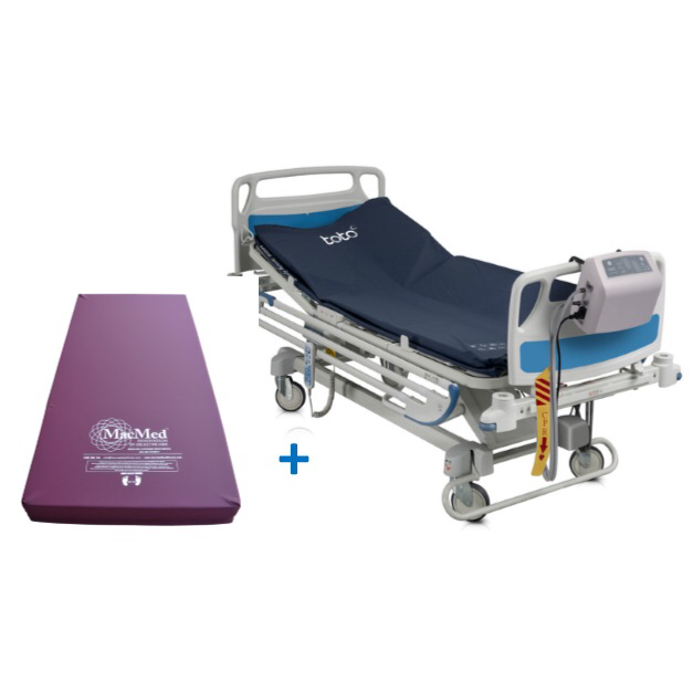 Toto Lateral Turning Device, Hospital Ultimate Mattress Combo