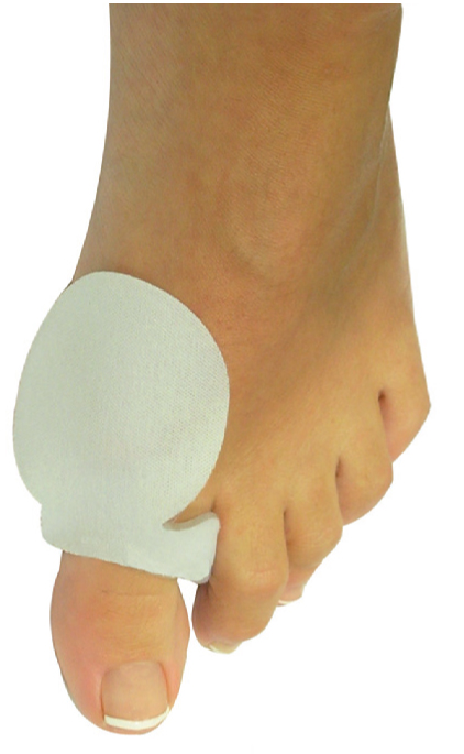 Small Bunion Gel Protector